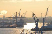 Hamburger Hafen von juliane-brueggemann