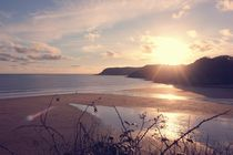 Caswell Bay by Dan Davidson