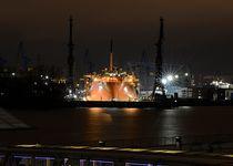 Hamburger Hafen III von juliane-brueggemann