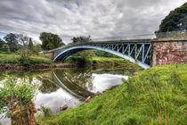 Bigsweir Bridge by David Tinsley