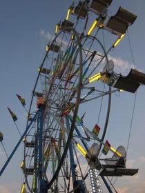 The Ferris Wheel by Guy  Ricketts