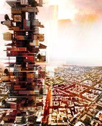 Vertical Street by Sergiy Prokofyev