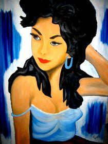 1 Zigeunerin......Freiheit, Jugend...wo ist mein Traummann? by Petra Heim -petribiza-