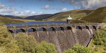 Craig Goch Dam by David Tinsley