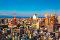 Tokyo 15 von Tom Uhlenberg