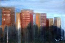 after rain by Serge Tatchyn