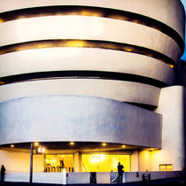 Guggenheim Museum, New York City by Chris Lord