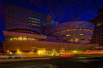 The Guggenheim Museum von Chris Lord