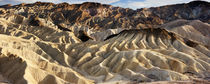 Zabriskie Point Panorama by Christoph Hermann
