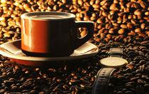Kaffeepause by Olaf von Lieres