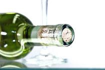 Weinflasche by Olaf von Lieres