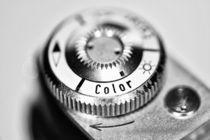 Kameraeinstellknopf by Olaf von Lieres