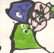 Der Kodex verlangte nach einem Blumenopfer by Wolfgang Wende