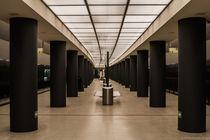 Underground U55 by Mirko Freudenberger