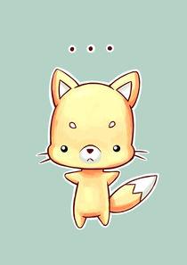 Little Fox von freeminds