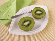 Obstmahlzeit mit Kiwi von Heike Rau