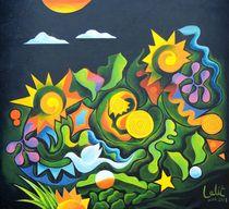 God's Own Garden von Lalit Kumar Jain
