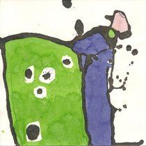 Die grüne Stille by Wolfgang Wende