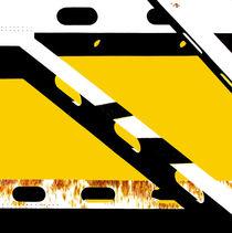 Bridge.Yellow by Robert Halliday