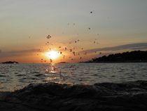 Sonnenuntergang by Carmen Steinschnack