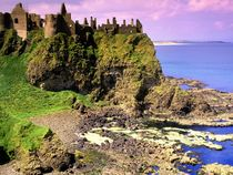 'Dunluce Castle, County Antrim, Ireland' by pcexpert