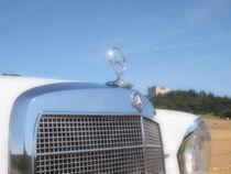 Mercedes-Benz W108 im Odenwald von Matthias Monien