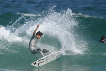 Surfer von Nelson Mello