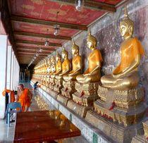 die Buddhaversammlung by reisemonster