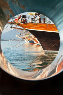 Through the Porthole by David Tinsley