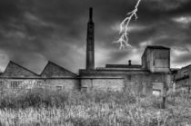 Factory Strike by David Tinsley