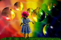 Bunte Kinderträume 1 von Marie Luise Strohmenger