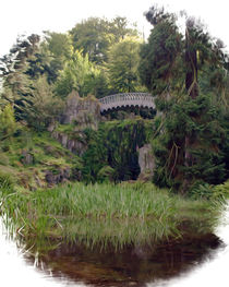Devils Bridge - Draw by salvas