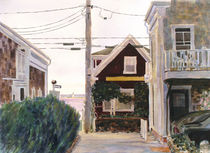 Sal's Place, Provincetown by Robert Halliday