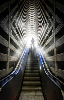 Move into the light by Nathan Wright