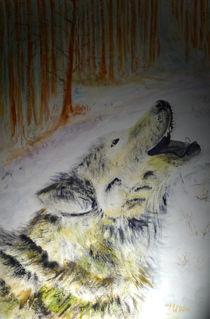 Wolfsgeheul von Irina Usova