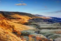 Brecon Beacons Winter into Spring von Dan Davidson