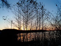 Abendstimung am See von jefroh