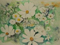 Frühlingsboten von Maria Földy