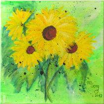 Sonnenblumen von mariso