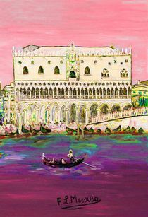 'The Doge's Palace' by loredana messina