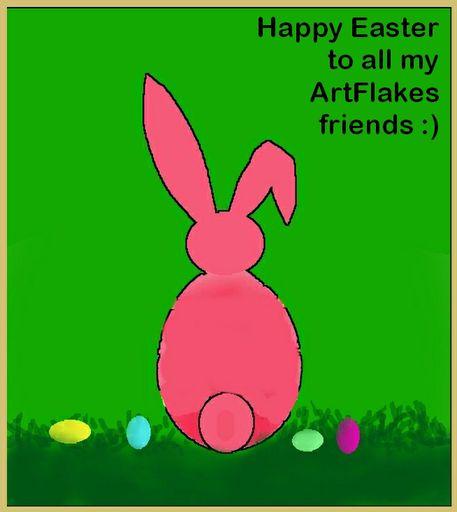 Happy-easter-af-friends