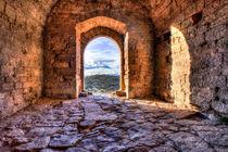 Door Down To Earth von Marc Garrido Clotet