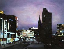 Berlin Nocturne von Michael John Cavanagh