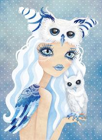 Owl Duchess by Sandra Vargas