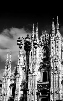 Milan Cathedral von emanuele molinari