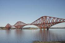 Fouth rail bridge von Brian Wallace