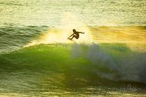Surfer in the air von surfexpressions