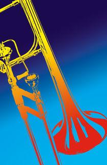 Trombone by Daniel Troy