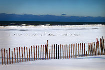 Winter at the beach von Milena Ilieva