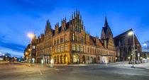 The Old City Hall of Hannover von Michael Abid